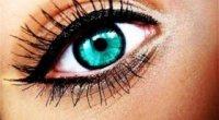 Бірюзовий колір очей: значення, характер власниці, макіяж