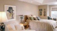 Колір стін у спальні: як правильно підібрати відтінок