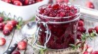 Варимо варення з журавлини: поради та найкращі рецепти