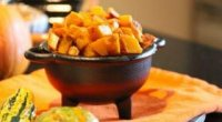 Як запекти гарбуз шматочками в духовці смачно?