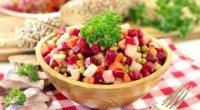 Пісні салати: рецепти на свято і на кожен день