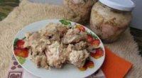 Різні способи приготування тушкованого м'яса з курки в домашніх умовах