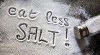 Дієта без солі: чим замінити сіль при схудненні