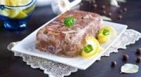Холодець з свинячої голови: рецепти приготування з фото