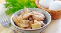Салат з печінки тріски: рецепти з фото