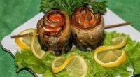 Рулет зі скумбрії з желатином: покроковий рецепт з фото