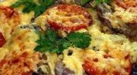 М'ясо по-капитански з картоплею в духовці: рецепт з фото