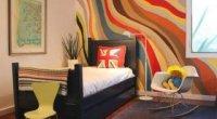 Як пофарбувати стіни в квартирі фактурною фарбою?
