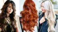 Каскад на довге волосся: стрижки з фото