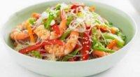 Фунчоза з морепродуктів: кілька простих рецептів японської кухні
