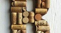 Вироби з пробки від шампанського своїми руками: красиві і корисні речі