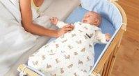 Приставне ліжечко для новонароджених: як вибрати і зробити самим