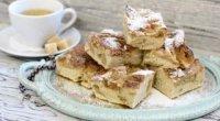 Шарлотка з яблуками на сметані: рецепт класичний