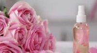 Рожева вода – незамінний засіб в домашній косметичці