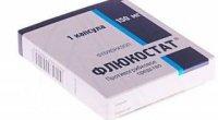 Флюкостат: інструкція по застосуванню при молочниці, ефективність і дозування
