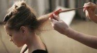 Вчимося робити начісування на довге, середнє і коротке волосся