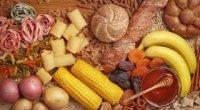 Прості вуглеводи: список продуктів, таблиця