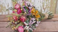Нев'януче літо. Як засушити квіти: прості способи і поради