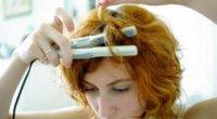 Як накрутити волосся утюжком: правила бездоганного укладання