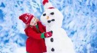 Зимові ігри для дітей на вулиці
