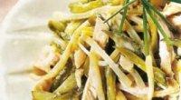 Салат з куркою і селерою: ніжний смак для будь-якого столу і події