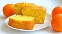 Апельсиновий кекс — покрокові рецепти