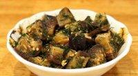 Рецепт приготування баклажанів на зиму з майонезом