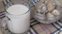 Інжир з молоком від кашлю – народні рецепти на варті вашого здоров'я