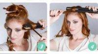 Як накрутити волосся випрямлячем в домашніх умовах, чи можна накручувати волосся?