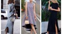Як носити кросівки з сукнею