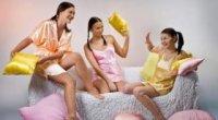 Піжамна вечірка: організовуємо приємну розвагу в колі близьких подруг
