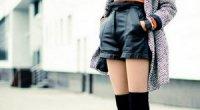 Чорні шорти: як завжди бути в тренді