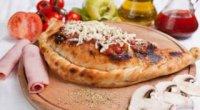 Піца Кальцоне: смачна скориночка і соковита начинка