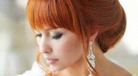 Зачіски з чубчиком на волосся середньої довжини: як вибрати свій стиль
