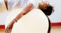 Вправи з м'ячем для хребта: ефективні фізичні навантаження