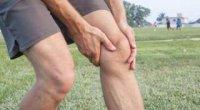 Розтягнення зв'язок колінного суглоба: лікування