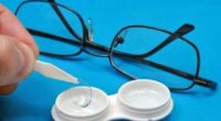 Які краще вибрати контактні лінзи?