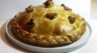 Курник з куркою та картоплею: рецепти приготування