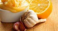 Часник і лимон від холестерину: думка лікарів