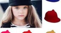 Капелюшок з вушками гачком: жіночий стильний аксесуар на всі сезони