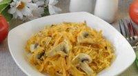 Солянка з капусти на зиму з грибами: рецепти