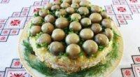 Салат з печериць і курячої грудки: рецепт найпопулярніших страв
