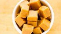 Калорійність карамелі: в 1 шт, на 100 грам