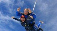 Стрибки з парашутом: зі скількох років можна це робити?