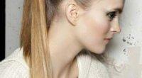 Стрижка «лисячий хвіст» на довге волосся, середнє і коротке