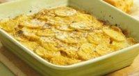 Картопляна запіканка з грибами в духовці: рецепти