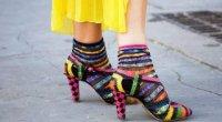 Чи варто і як модно носити взуття і шкарпетки?