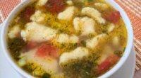Різні рецепти приготування смачного супу з галушками