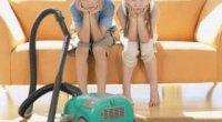 Обов'язки дитини в родині: ростимо маленького помічника