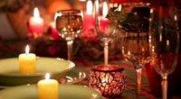 Як влаштувати романтичну вечерю в домашніх умовах?